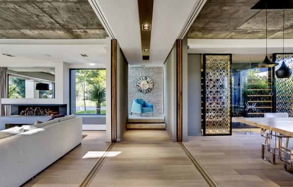 En déplaçant les cloisons, vous pouvez obtenir un hall spacieux et luxueux.  Expansion - zones séparées à part entière