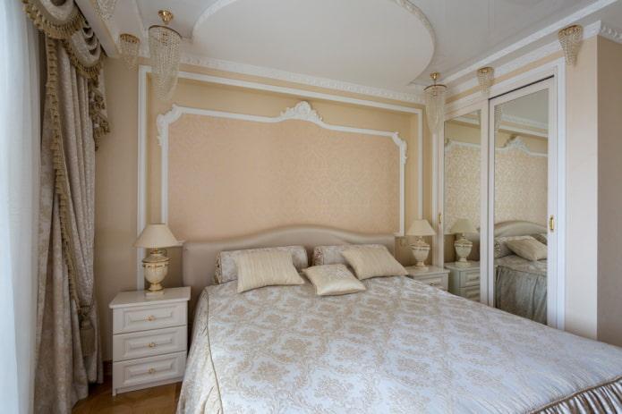 intérieur de chambre classique