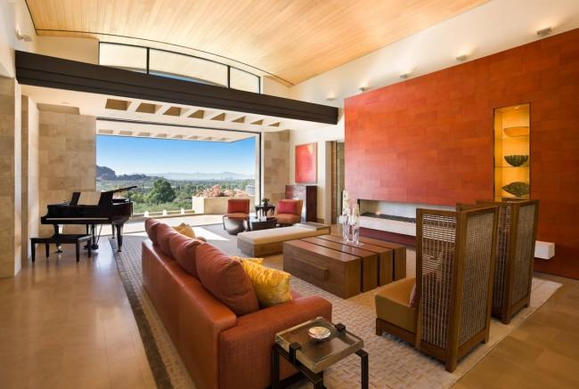 Le choix de la couleur du décor est important non seulement pour créer un intérieur parfait, mais aussi pour obtenir une certaine ambiance dans la pièce.