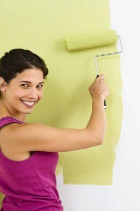 Par où commencer à peindre les murs?