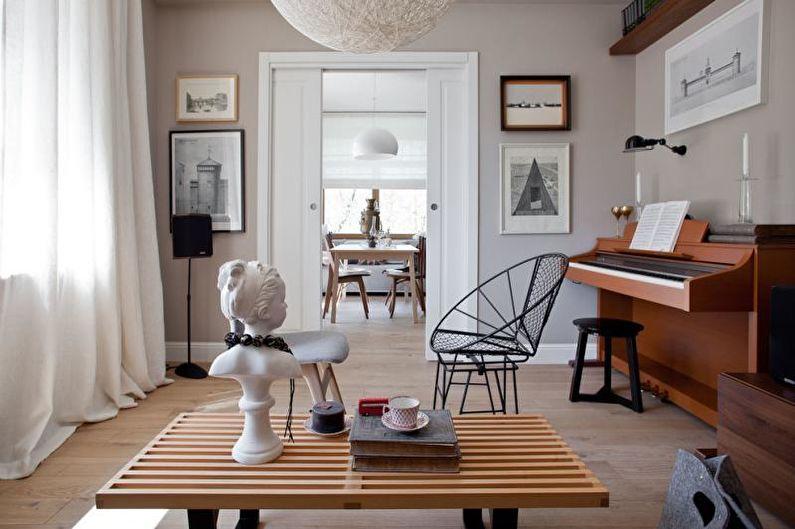 Peintures DIY: 100 idées d'intérieur