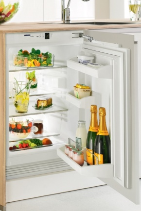 Petit réfrigérateur encastrable