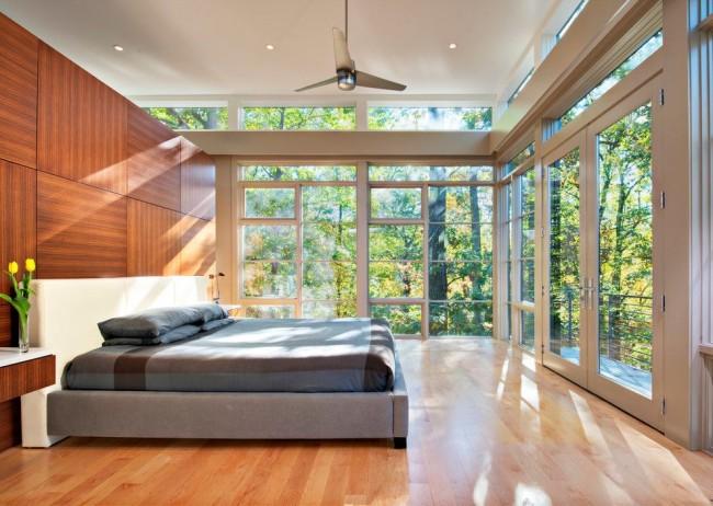 Les panneaux muraux sont largement utilisés dans les intérieurs modernes