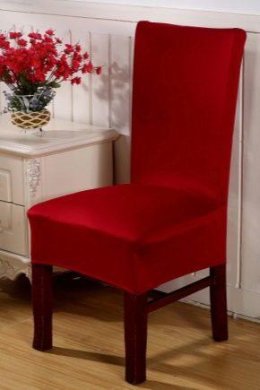 Quel genre de housses de chaise existe-t-il?