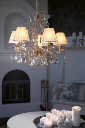 Quelles sont les nuances des lampes?