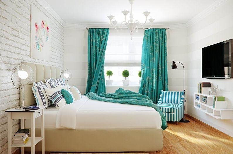 Rideaux pour la chambre: 80 idées de photos