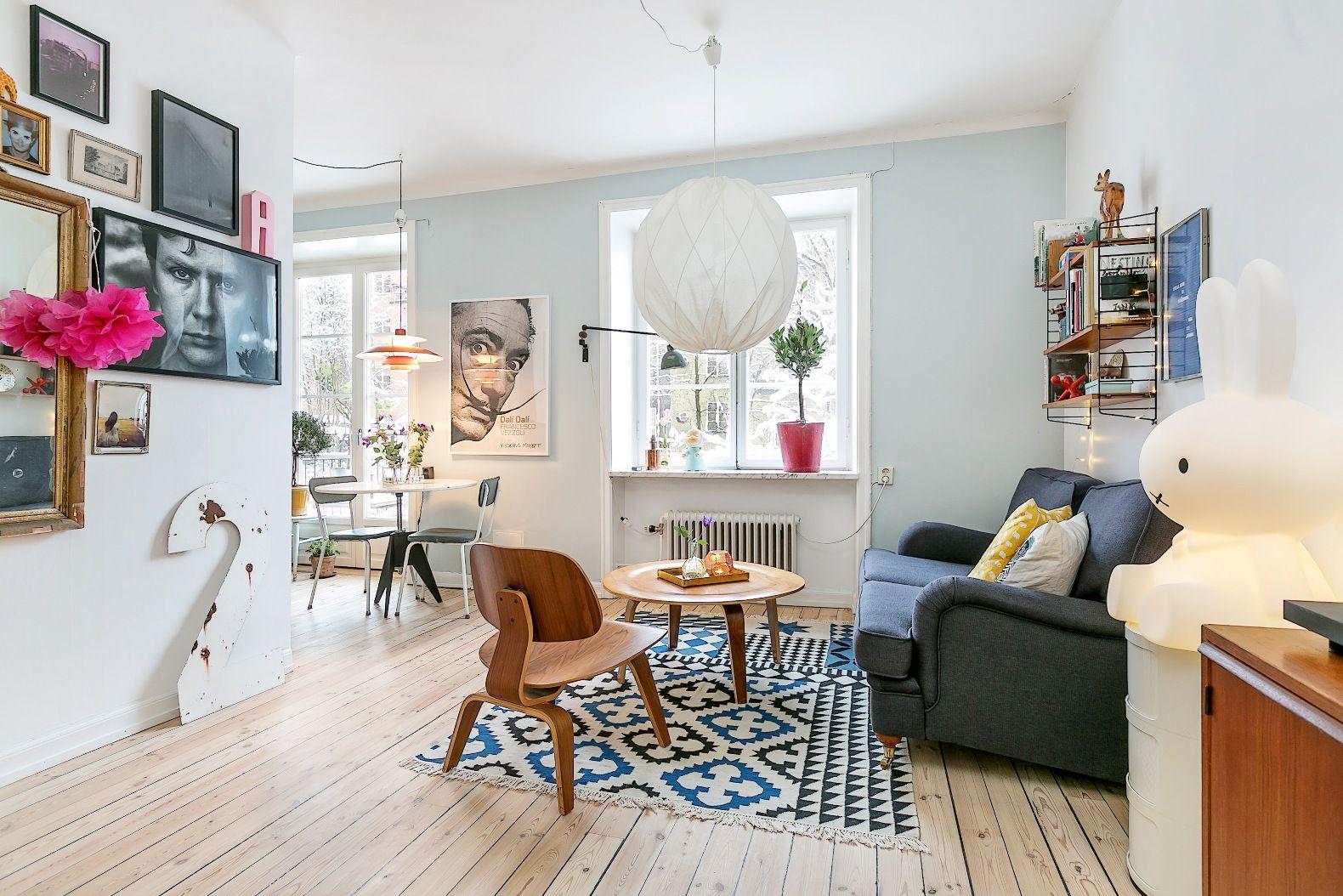 Studio spacieux et élégant
