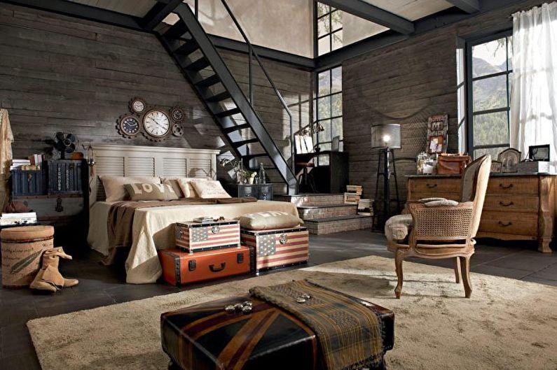 Style loft à l'intérieur (80 photos)