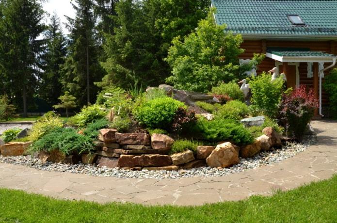 qu'est-ce qu'un jardin de rocaille