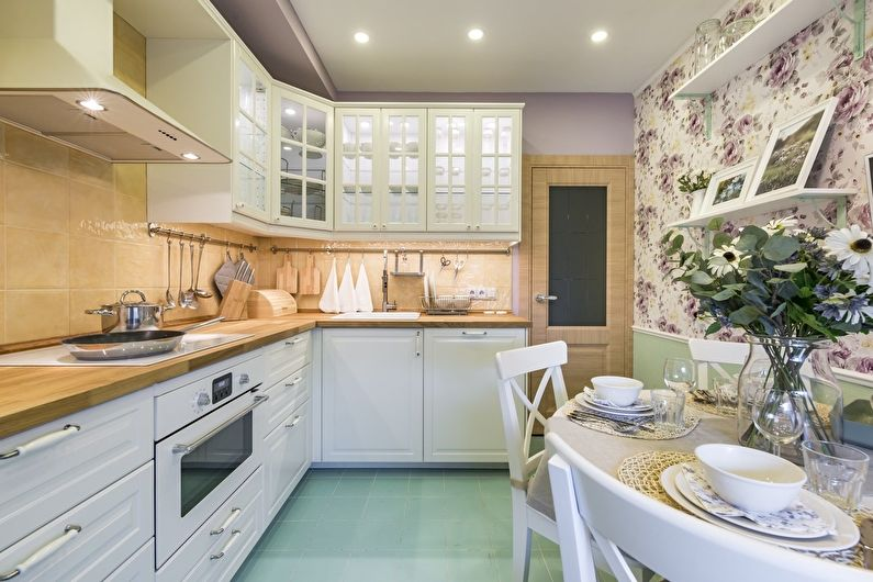 Aménagement intérieur de cuisine: 80 idées de photos
