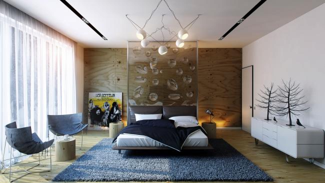 Luminaires suspendus pour sources lumineuses multiples.  Lors de votre choix, vous devez vous renseigner à l'avance sur le type de fixation dont ils disposent - sur une barre ou sur des crochets, afin de ne pas vous tromper avec le choix du type de plafond de votre maison.