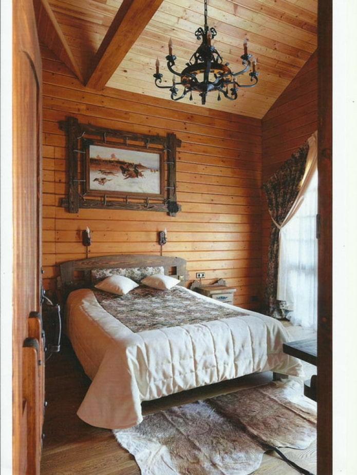 décoration de mur et de plafond avec clins