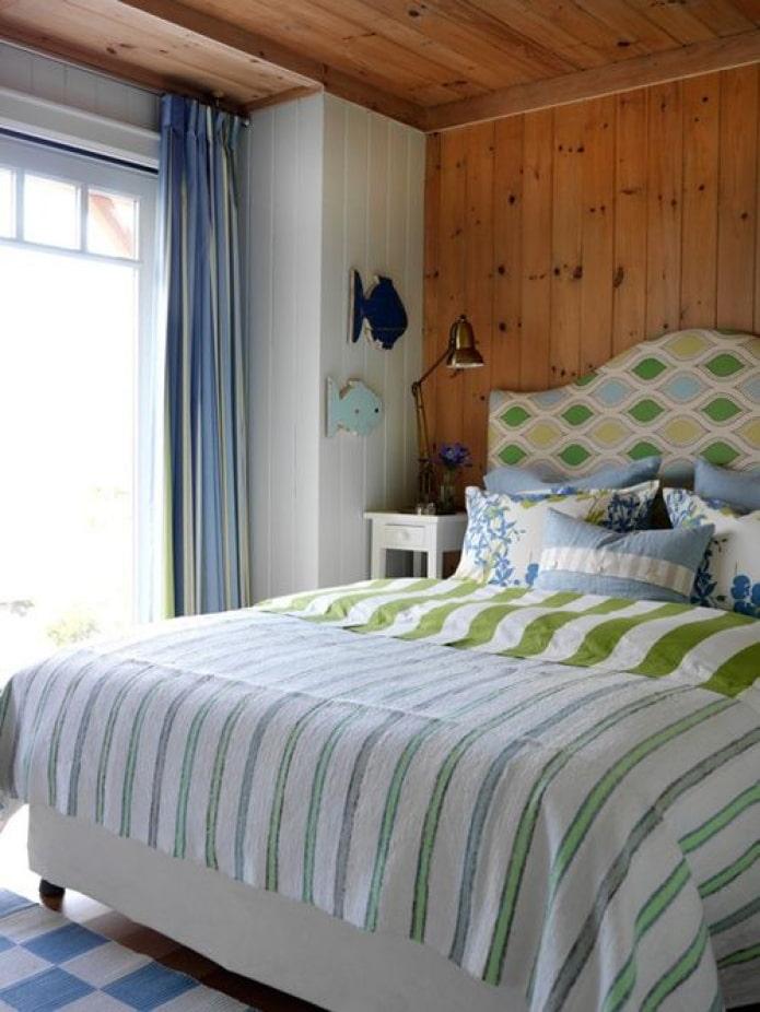 conception de lit moderne dans le pays