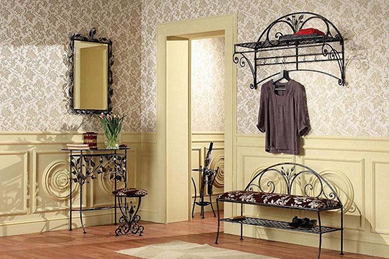 Provence Corridor - Design d'intérieur