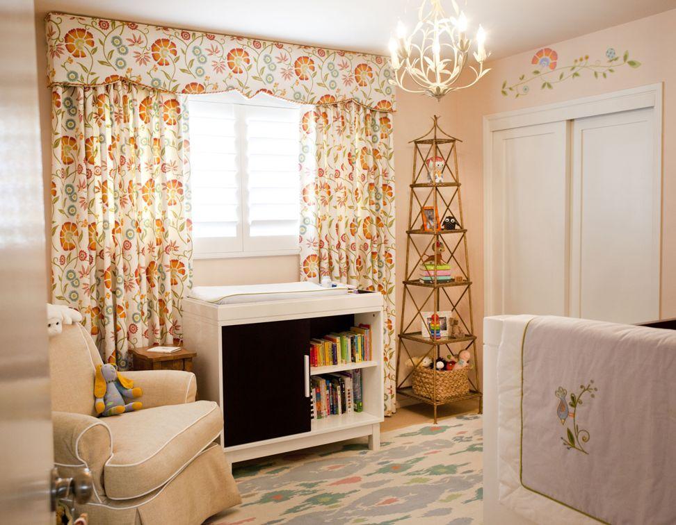 Photo 8 - Papier peint Peach dans la chambre des enfants