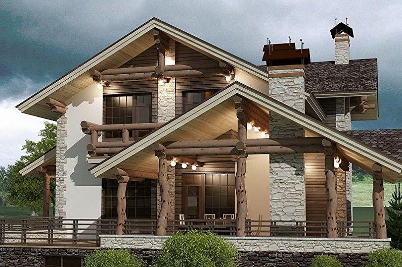 Maisons à deux étages - Avantages
