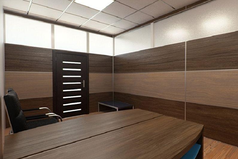 Types de panneaux muraux pour la décoration intérieure - Panneaux agglomérés