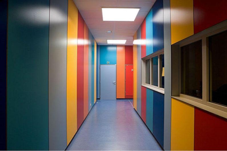 Types de panneaux muraux pour la décoration intérieure - Panneaux en plastique (polyuréthane, vinyle, PVC)