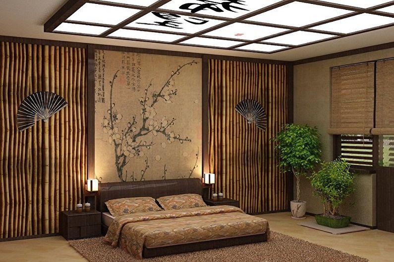 Types de panneaux muraux pour la décoration intérieure - Panneaux en bambou