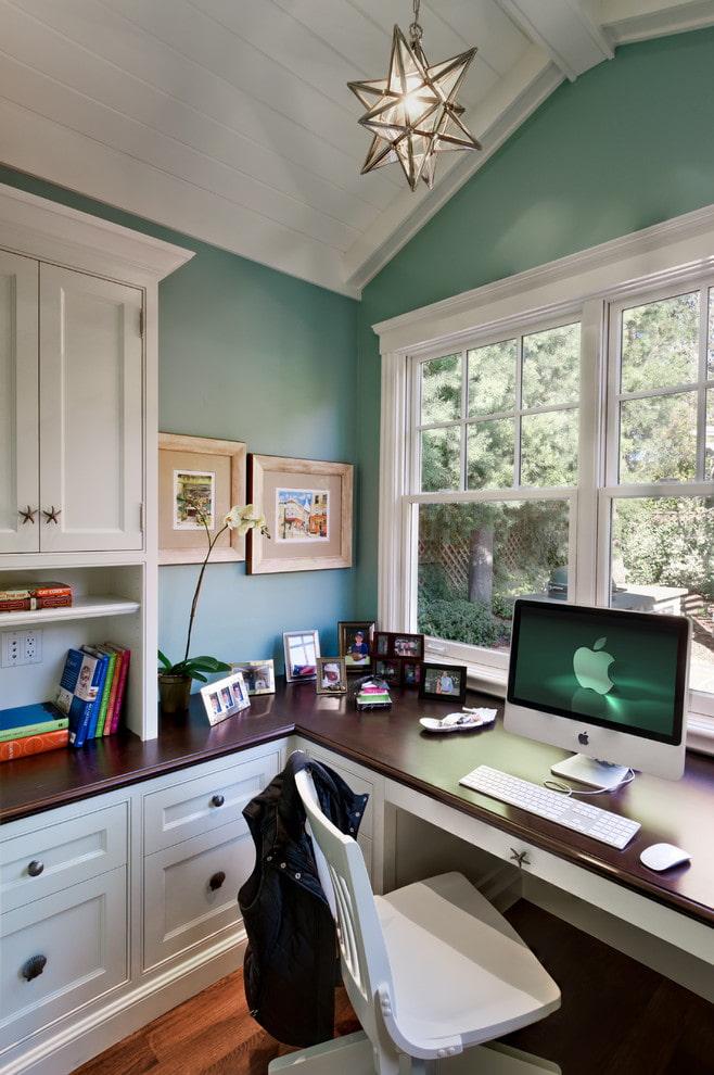 plateau de table couleur wengé