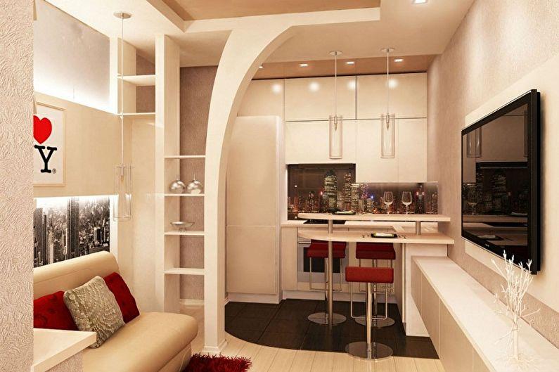 Conception de cuisine 3 par 4 mètres - Avantages