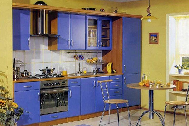 Conception de cuisine 3 par 4 mètres - Couleurs