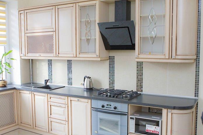 façades de meubles de cuisine