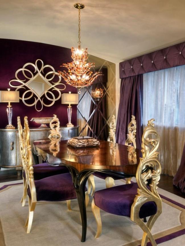 Le style baroque accueille faste et luxe