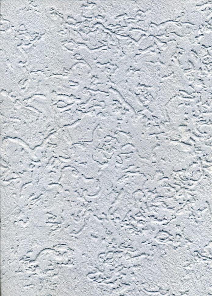 plâtre décoratif peint