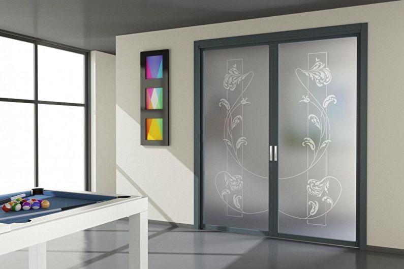 Comment choisir les portes coulissantes intérieures