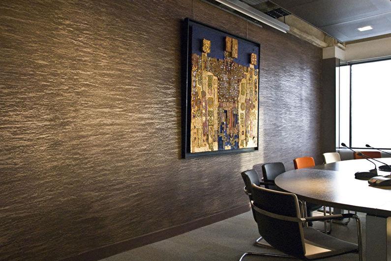 Plâtre décoratif minéral bricolage