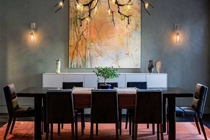 Plâtre décoratif texturé bricolage
