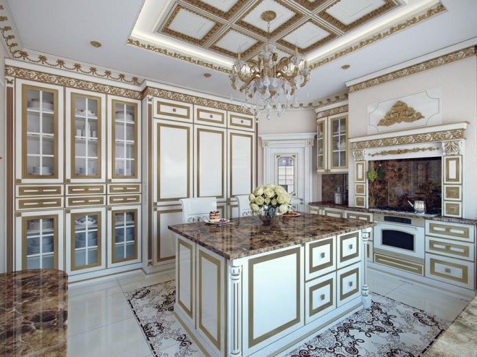 cuisine baroque