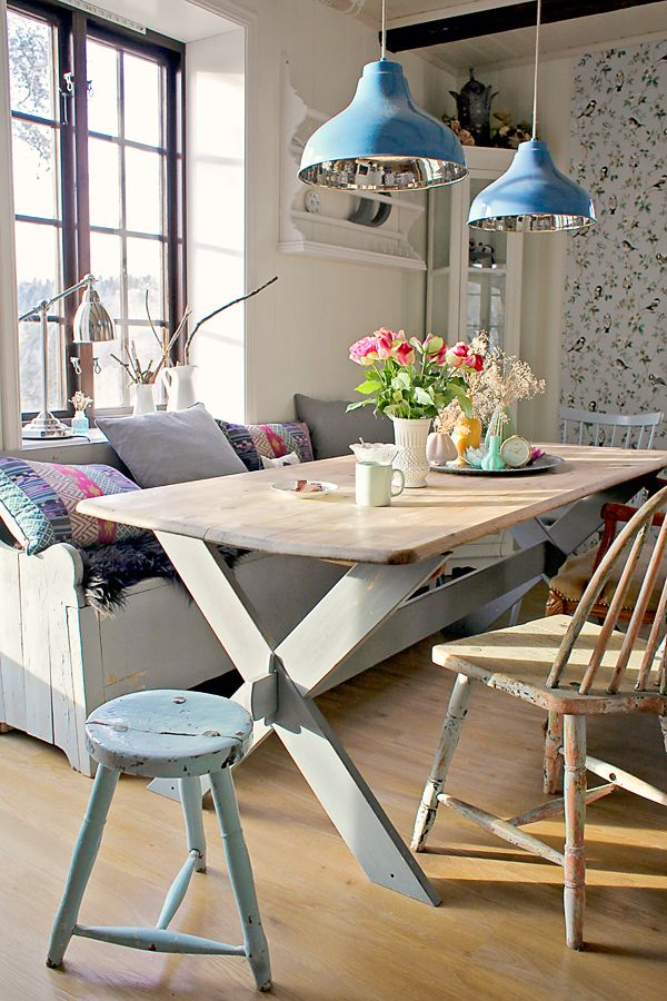 Photo 17 - Les lampes suspendues au-dessus de la table à manger créent une atmosphère d'intimité et de confort