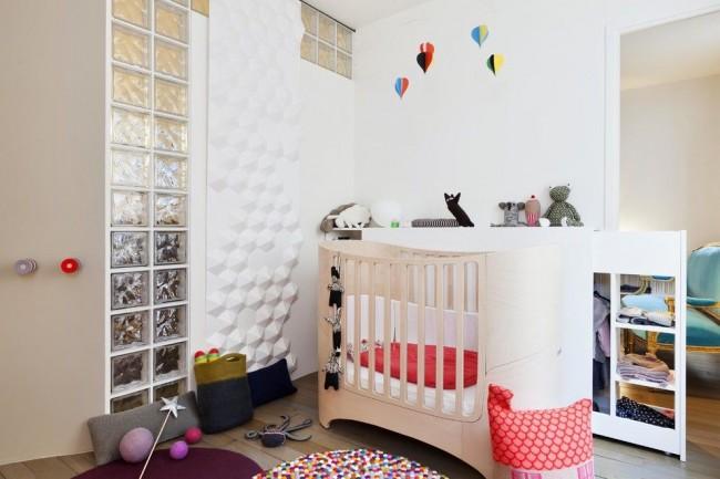Bel intérieur d'une chambre d'enfant