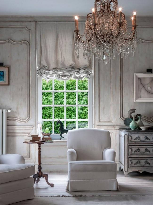 Design d'intérieur de style provençal - l'esprit de simplicité et de confort