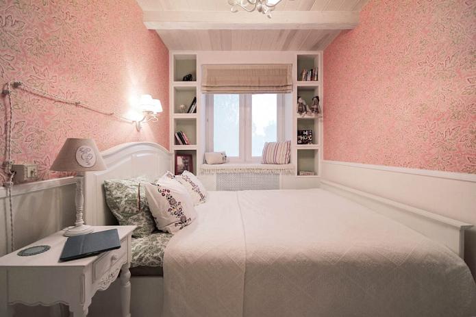 chambre à coucher à Khrouchtchev
