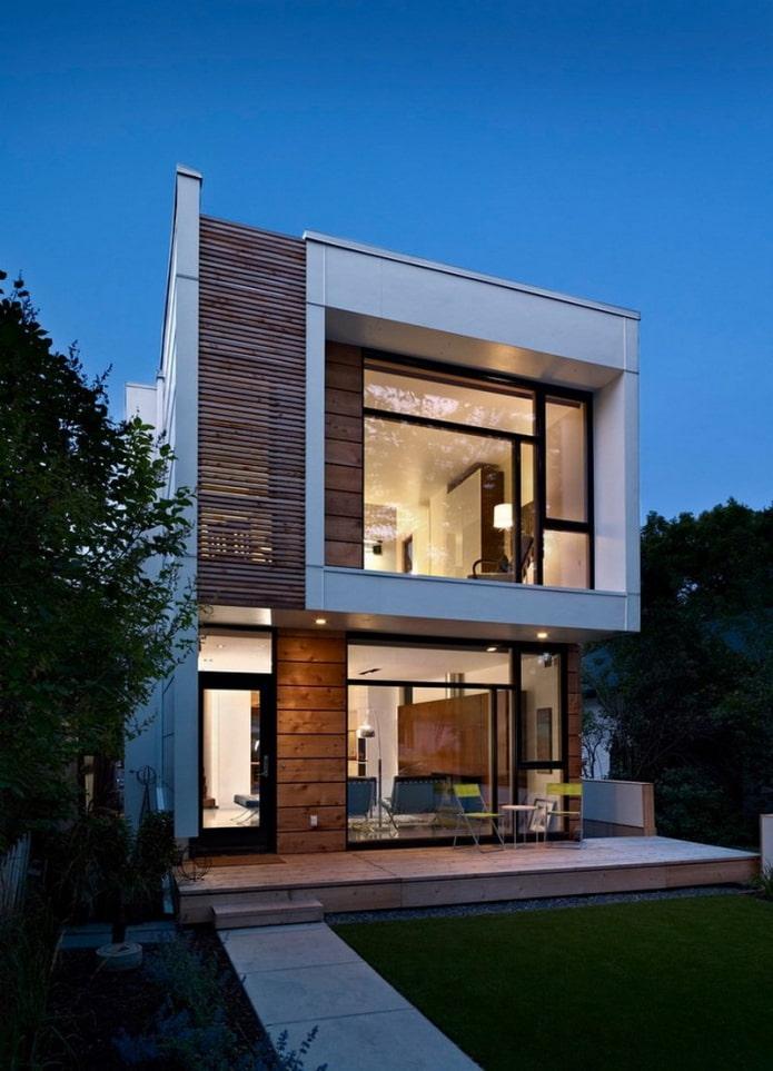 petite maison high-tech