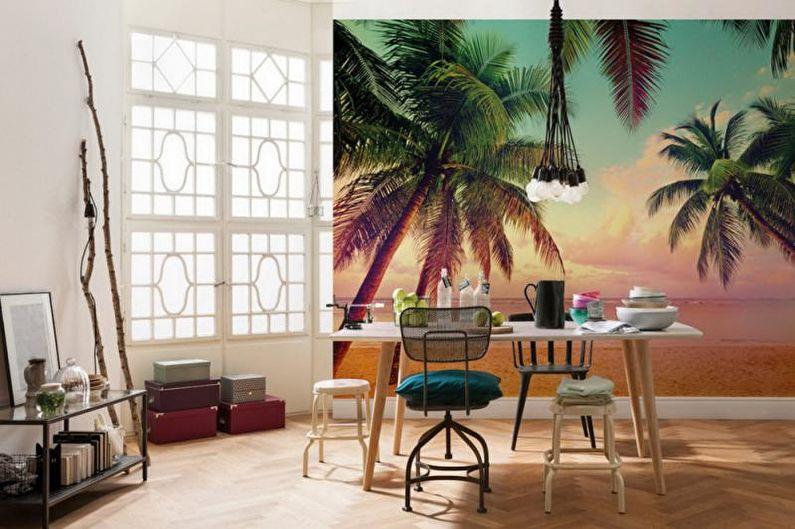 Papiers peints et peintures murales de cuisine - Panorama
