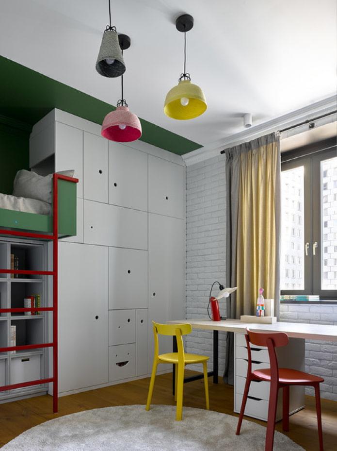 meubles de chambre d'enfant