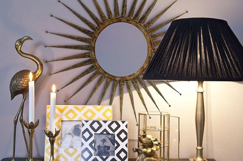 Décoration murale DIY - Miroirs