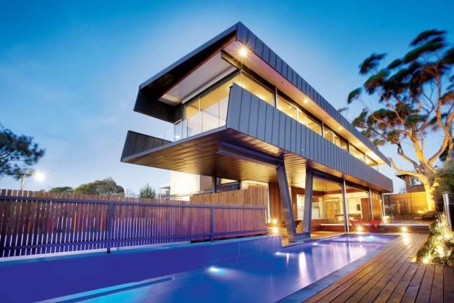 Superbe maison high-tech