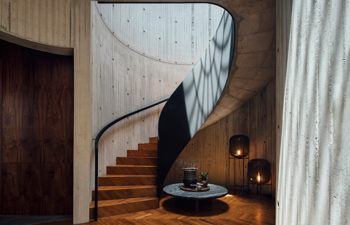 panneau pour escalier