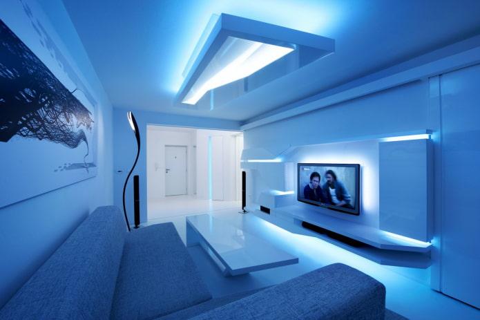 lampes de haute technologie