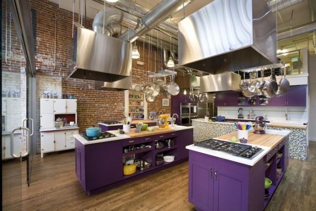 Les systèmes de garde-corps sont compilés individuellement pour chaque cuisine, il peut même y en avoir plusieurs au-dessus de différentes zones de la cuisine, séparés ou combinés