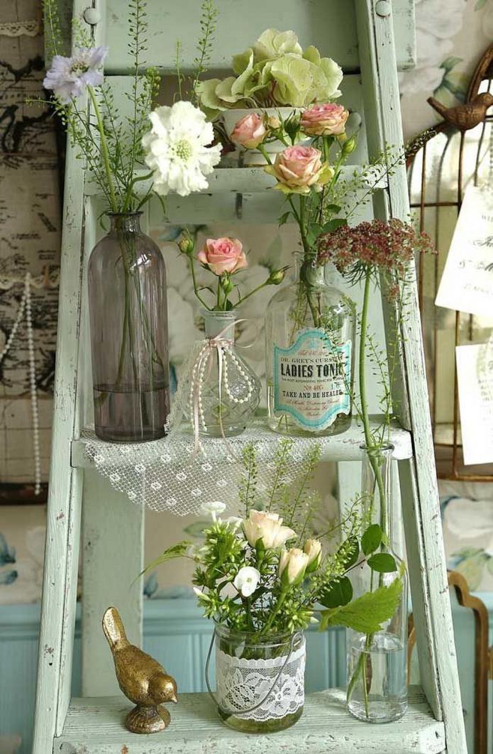 fleurs de décor
