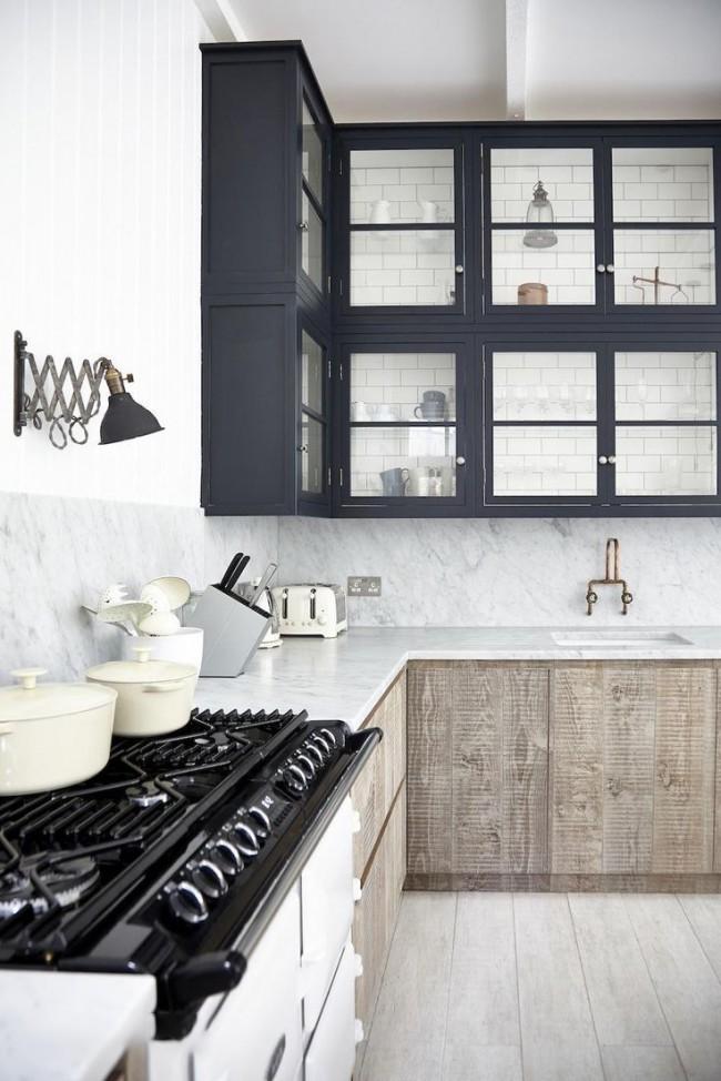 L'option la plus courante pour installer un coin dans la cuisine