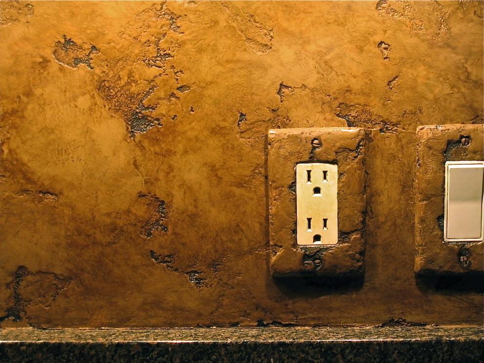 Le plâtre vénitien ajoutera une touche de luxe à votre intérieur