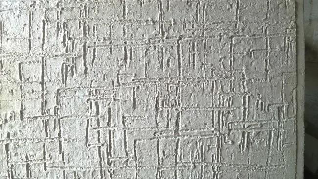 Vous pouvez montrer toute votre originalité et créer votre propre dessin ou ornement sur le mur
