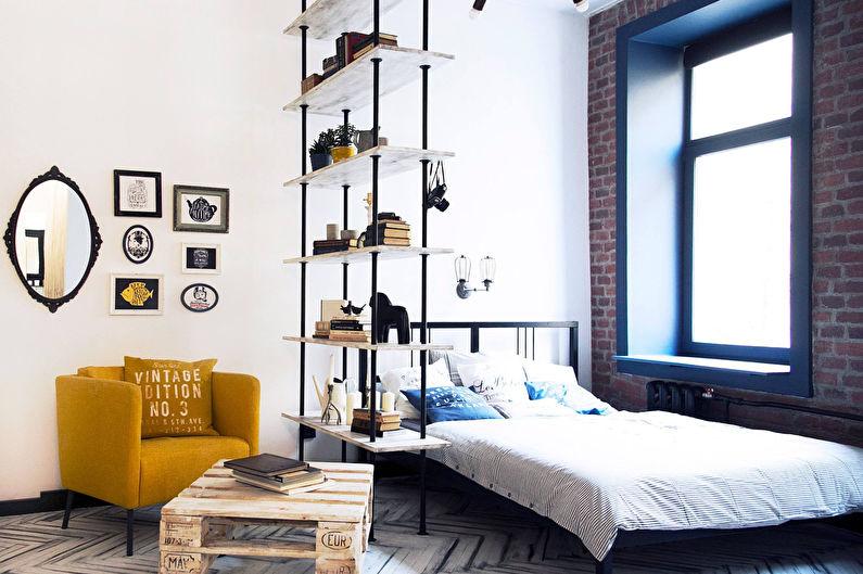 Studio Appartement Zonage - Etagères et Armoires